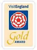 Visit England Gold Award The Great Barn Essex