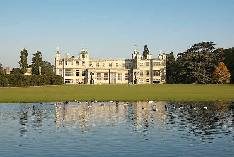Visit Audley End House Essex