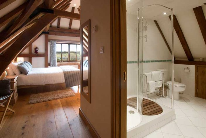 The Great Barn Bedroom-Ensuite