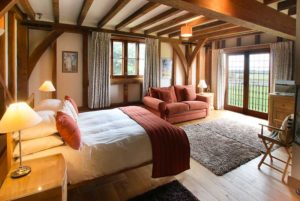 The Great Barn Essex Bedroom 1