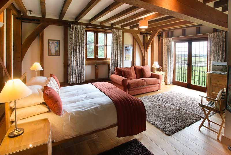 The Great Barn Essex Bedroom 1