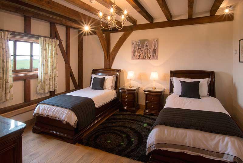 The Great Barn Essex Bedroom 2