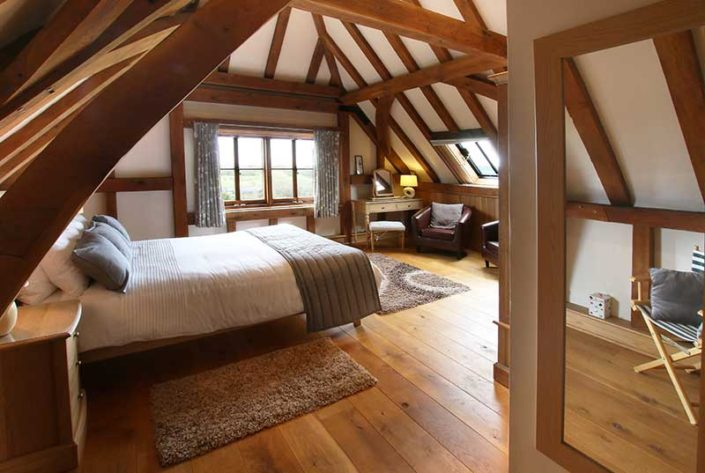 The Great Barn Bedroom 3